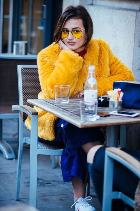 yellow-fur